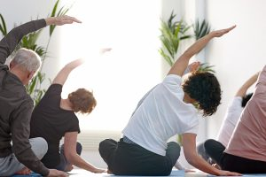 Yoga Physiotherapie Pilates